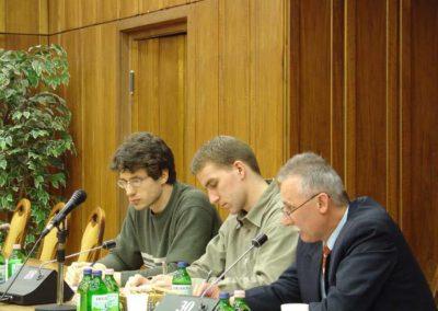 Konferencia a Professzorok Házában - Dr. Kása Sándor