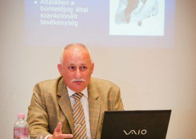 Vállalkozásbiztonsági képzés - Dr. Kása Sándor