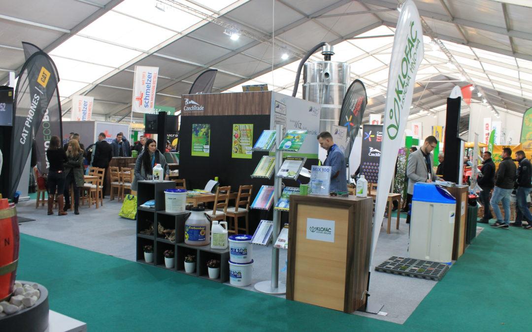CARBONBOR® és FUMAG lombtrágya termékek az AGROmashEXPO kiállításon